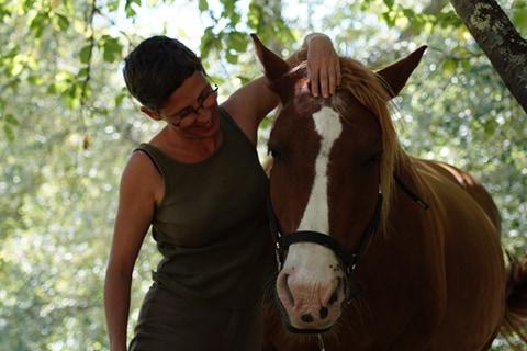 therapie avec cheval vienne